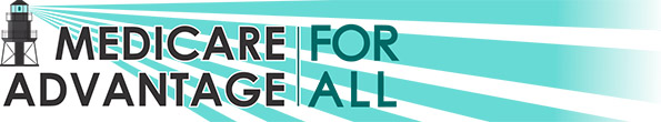 Medicare Advantage For All logo
